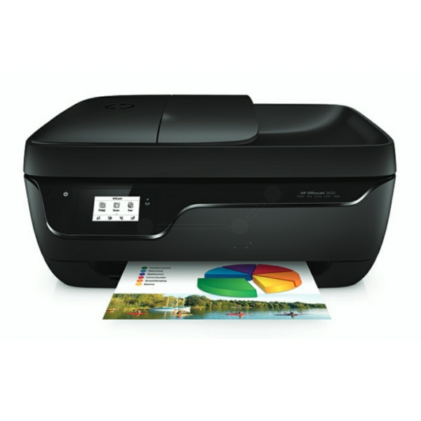 OfficeJet 3834