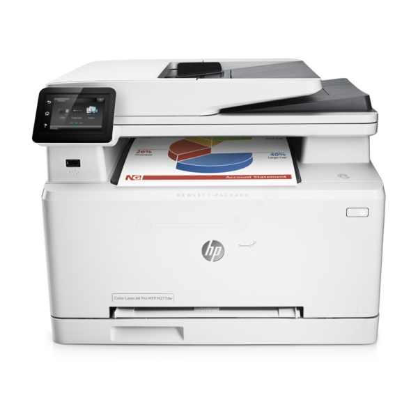 Color LaserJet Pro M 270 Series