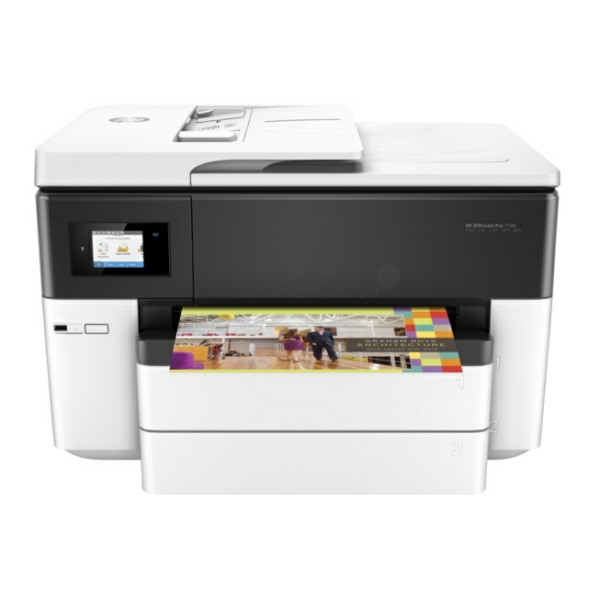 OfficeJet Pro 7700 Series