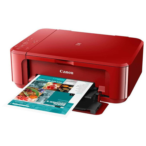 Pixma MG 3650 S red