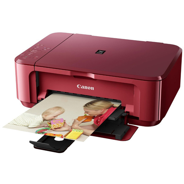 Pixma MG 3550 red