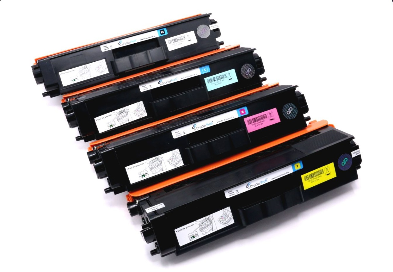 Kompatibel zu Brother TN423 Toner MultiPack