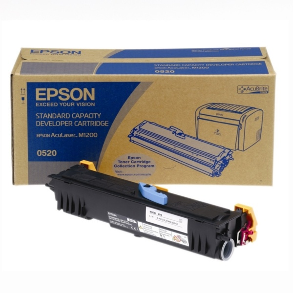 Epson 0520 Toner schwarz