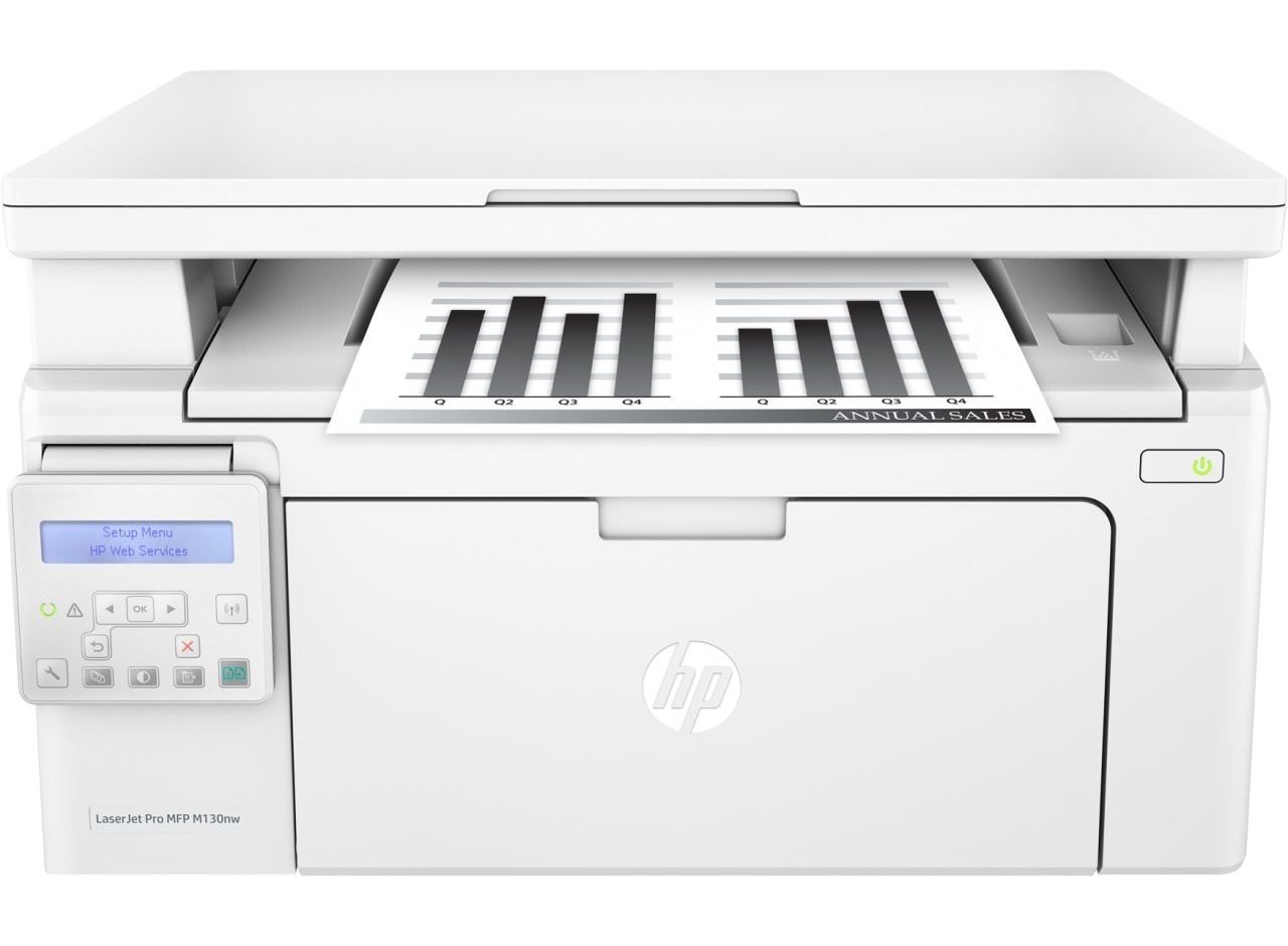 HP LaserJet Pro MFP M130NW 3in1-Multifunktionsdrucker S/W
