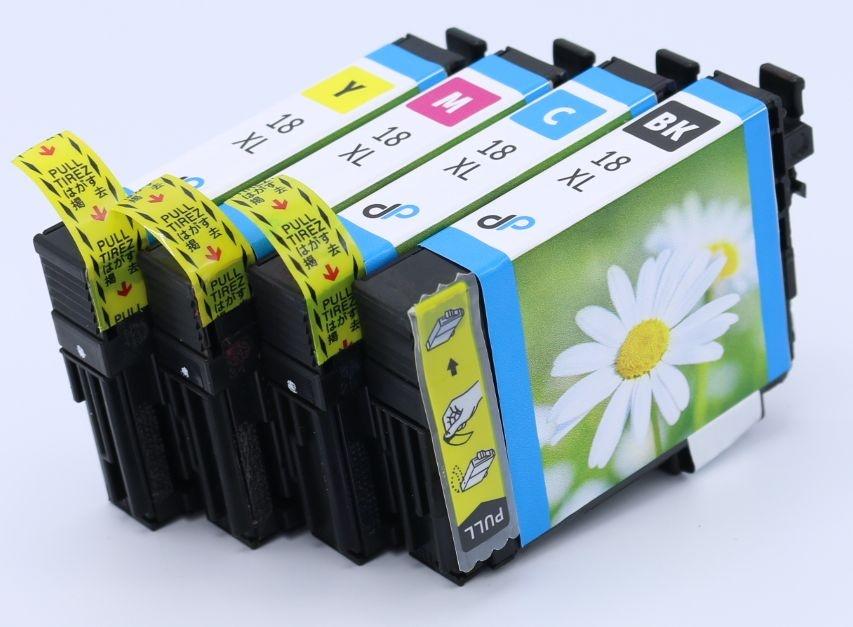 Kompatibel zu Epson 18XL MultiPack Tinte / Margerite