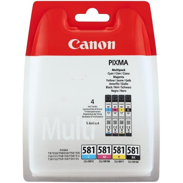 Canon CLI-581 MultiPack Tinte 5,6 ml