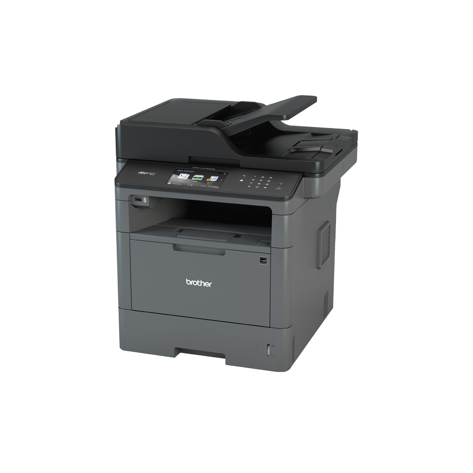Brother MFC-L5750DW, 4-in-1 S/W Multifunktions-Laserdrucker
