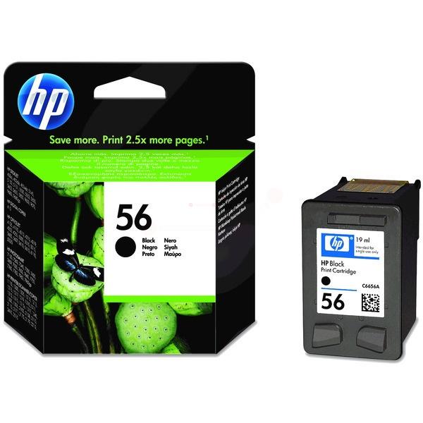 HP 56 Tinte schwarz 19 ml