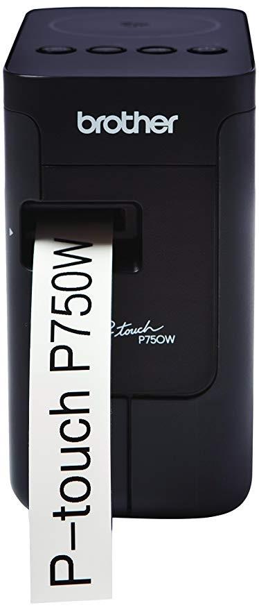 Brother P-touch P750W Beschriftungsgerät