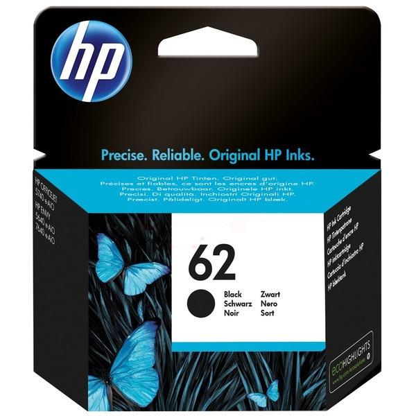 HP 62 Tinte schwarz