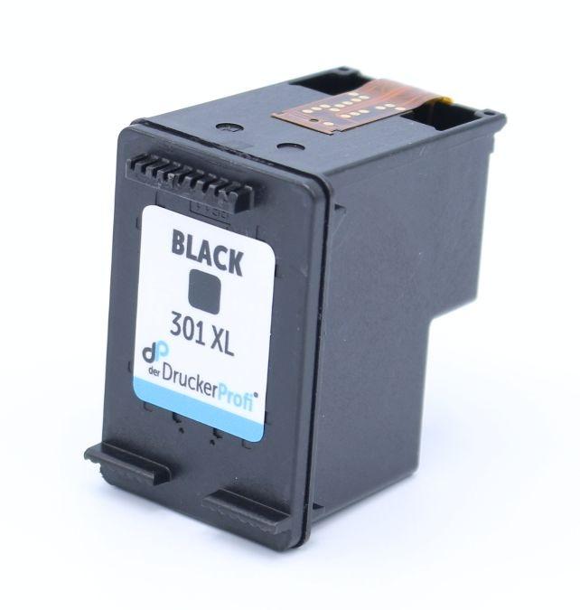Kompatibel zu HP 301XL Tinte schwarz 8 ml
