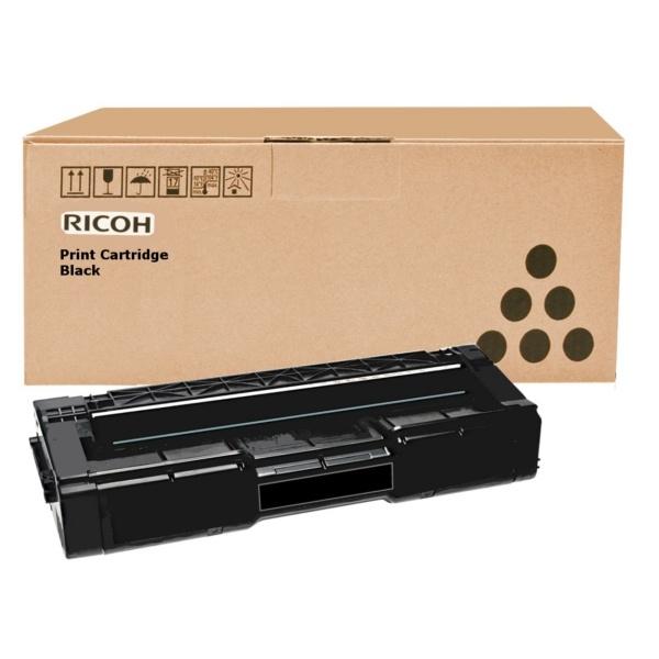Ricoh Toner schwarz  406348