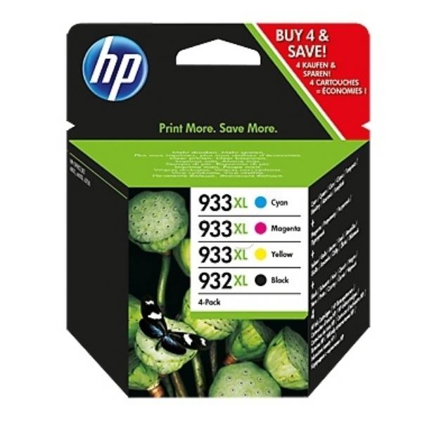 HP 932XL/933XL MultiPack Tinte