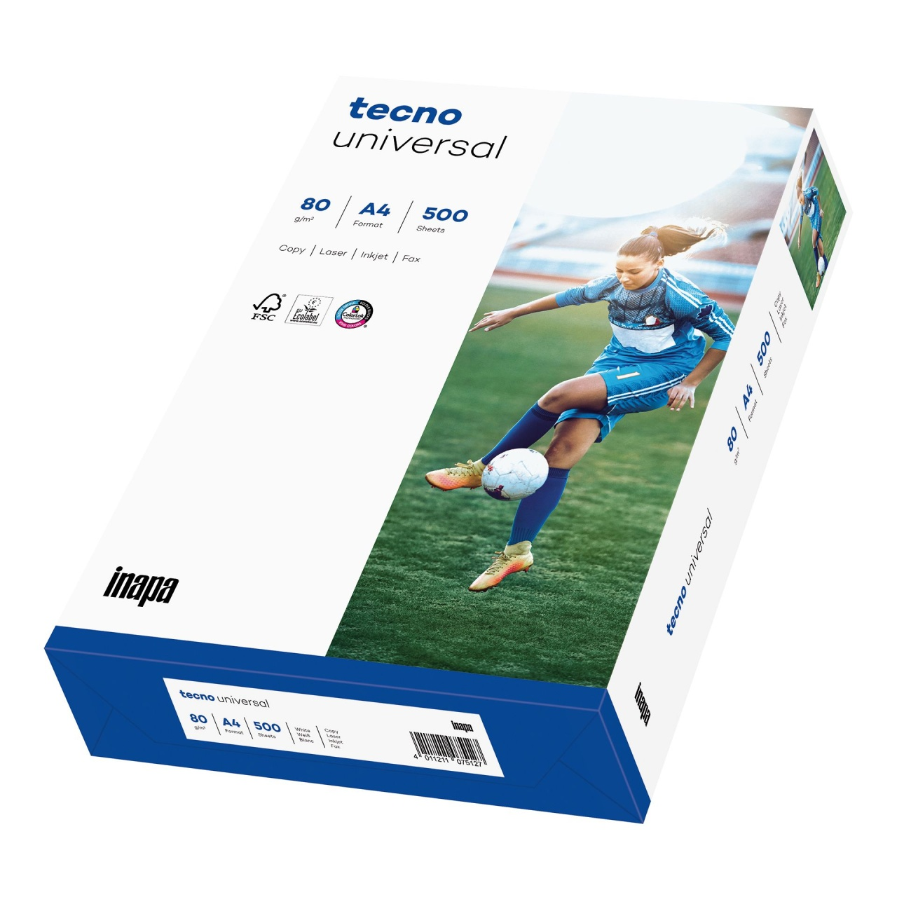 Plano Universal FSC Druckerpapier 80g/m²,DINA4 holzfrei weiß