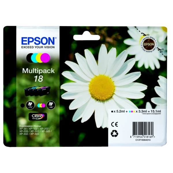 Epson 18 MultiPack Tinte