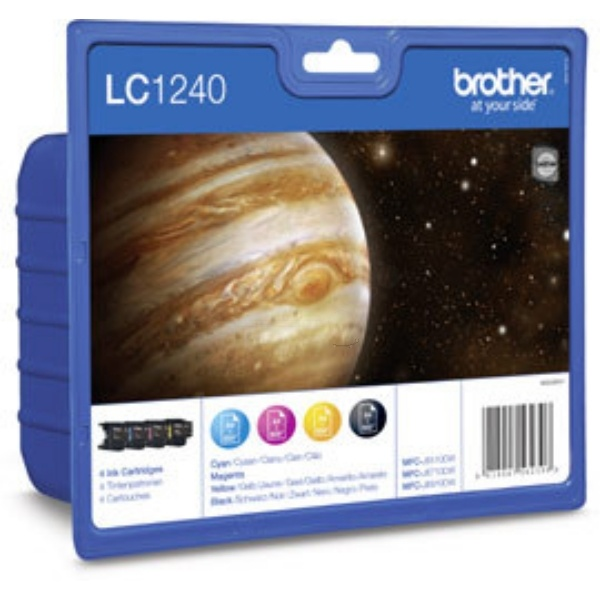 Brother LC1240VALBP MultiPack Tinte