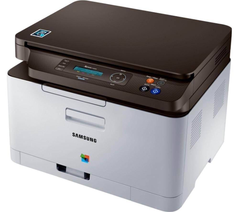 Samsung Xpress C480W 3-in-1 Farblaser-Multifunktionsdrucker