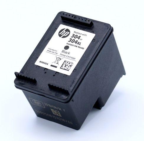 Ankauf original HP 304 XL schwarz leergedruckt