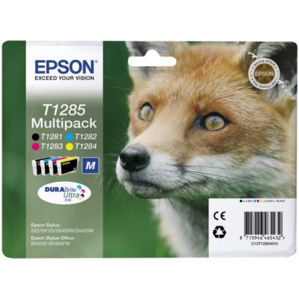 Epson T1285 MultiPack Tinte