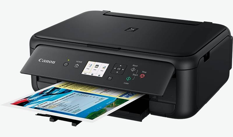 Canon PIXMA TS5150 3 in 1 Tintenstrahl-Multifunktionsdrucker