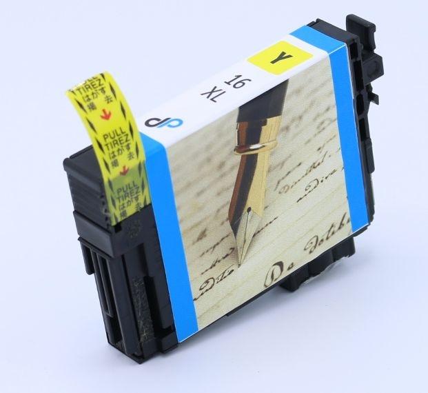 Kompatibel zu Epson 16XL Tinte gelb 6,5 ml / Füller