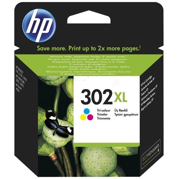 HP 302XL Tinte Color 8 ml