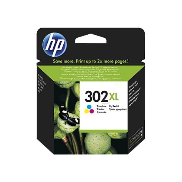 HP 302XL Tinte 8 ml