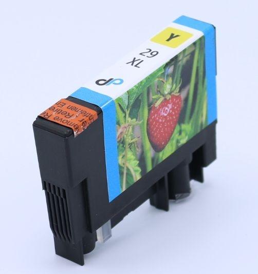 Kompatibel zu Epson 29XL Tinte gelb 6,4 ml / Erdbeere
