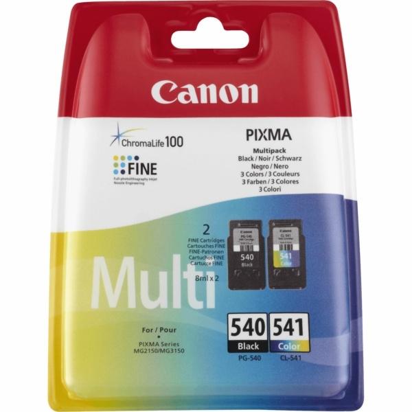 Canon 540 541 MultiPack Tinte 8 ml