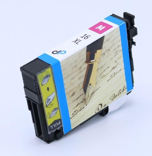 Kompatibel zu Epson 16XL Tinte magenta 6,5 ml / Füller