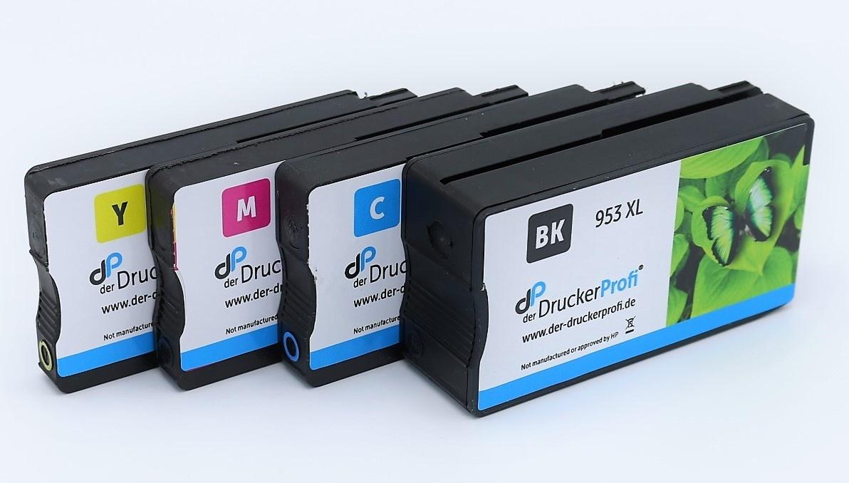 Kompatibel zu HP 953XL MultiPack Tinte