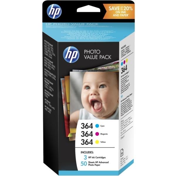 HP 364 MultiPack Tinte