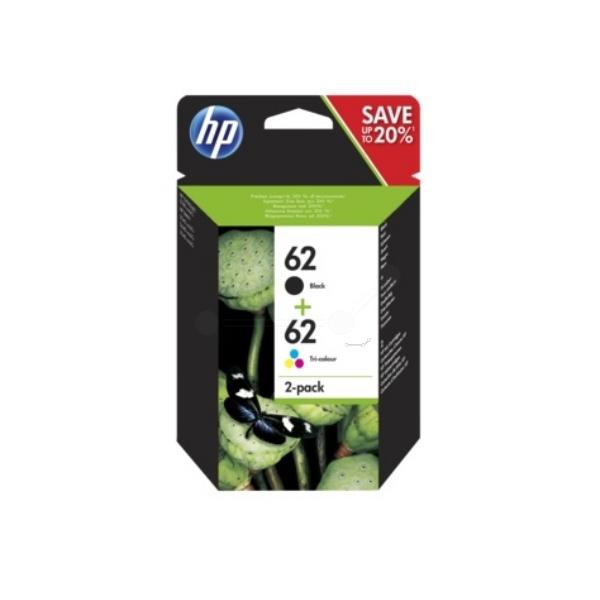 HP 62 MultiPack Tinte