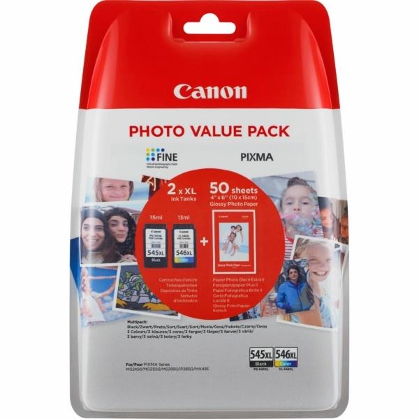 Canon PG545XL+CL546XL MultiPack Tinte