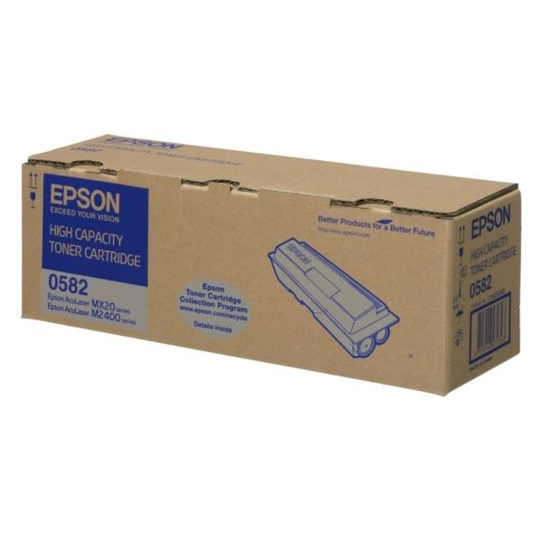 Epson 0582 Toner schwarz