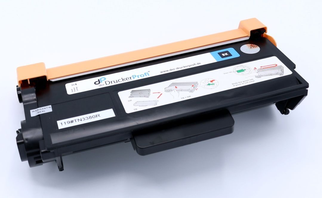 Kompatibel zu Brother TN3380 Toner schwarz