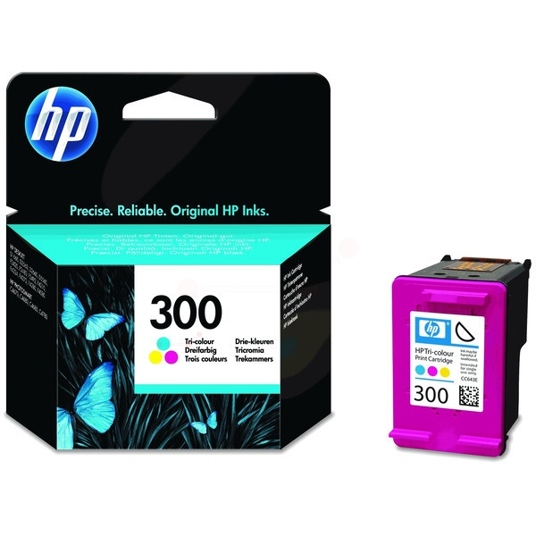 HP 300 Tinte color 4 ml