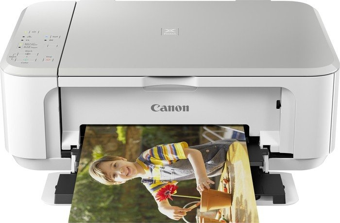 Canon PIXMA MG3650 Tintenstrahl-Multifunktionsdrucker