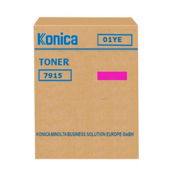 Konica Minolta 01YE Toner magenta