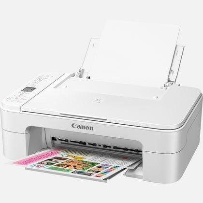 Canon PIXMA TS3151 Tinten-Multifunktionsdrucker, weiß