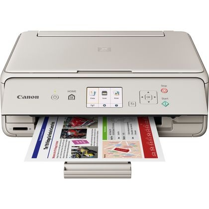 Canon PIXMA TS5053 3-in-1 Tintenstrahl-Multifunktionsdrucker