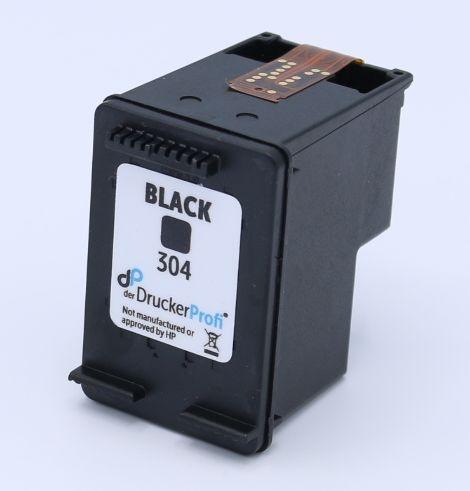Kompatibel zu HP 304 Tinte schwarz 4 ml