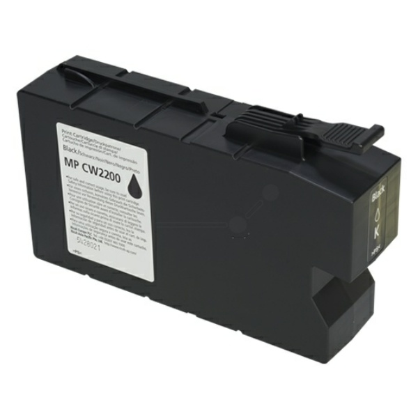Ricoh 841635 Tinte schwarz 200 ml