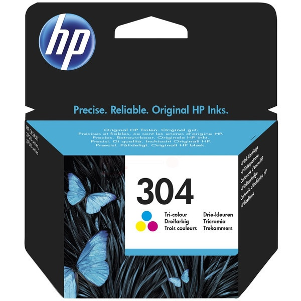 HP 304 Tinte color 2 ml