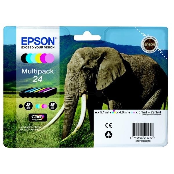Epson 24 MultiPack Tinte