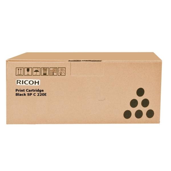 Ricoh Toner schwarz  407543