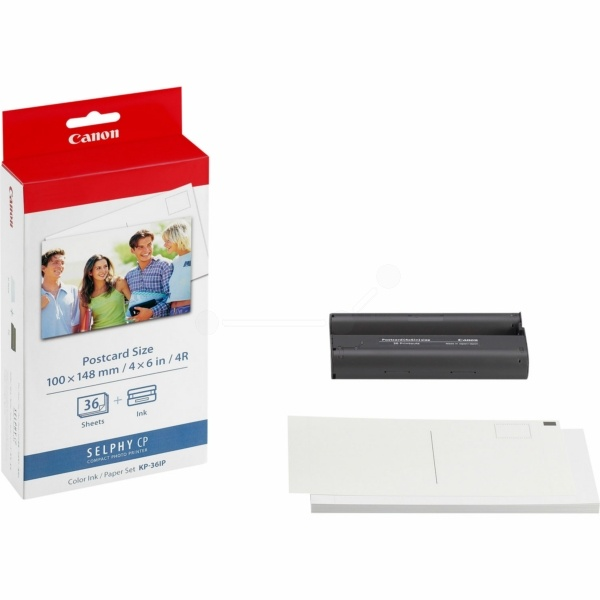 Canon Inking Kit + InkJet-Papier KP36IP 7737A001