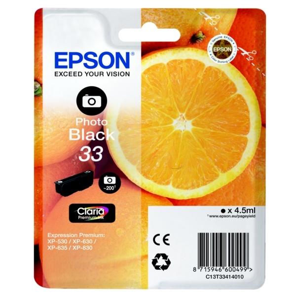 Epson 33 Tinte 4,5 ml
