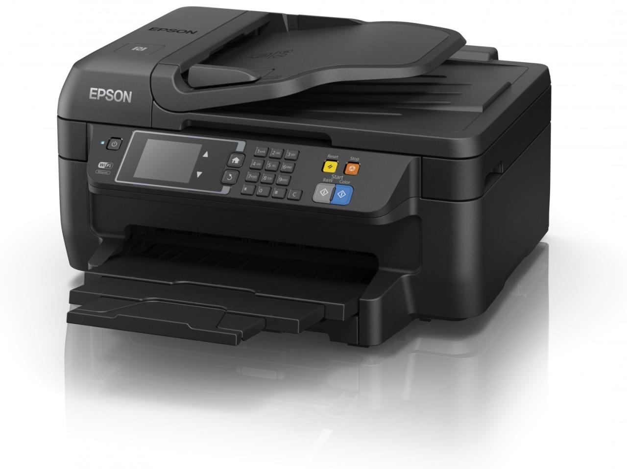 EPSON WorkForce WF-2760DWF 4-in-1 Multifunktionsdrucker