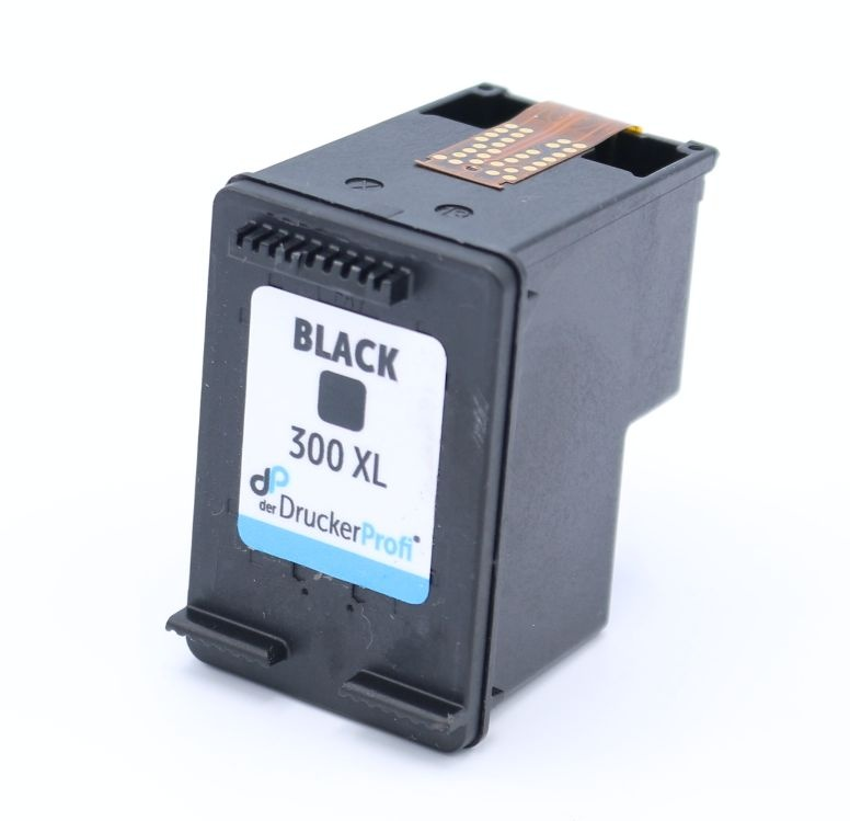 Kompatibel zu HP 300XL Tinte schwarz 12 ml